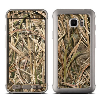 Samsung Galaxy S7 Active Skin - Shadow Grass Blades