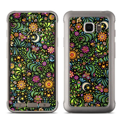 Samsung Galaxy S7 Active Skin - Nature Ditzy