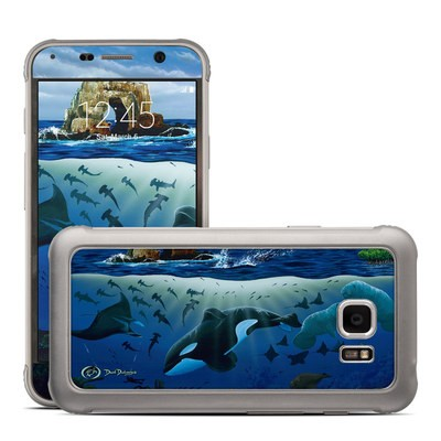 Samsung Galaxy S7 Active Skin - Oceans For Youth