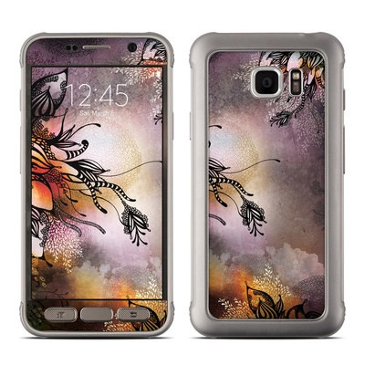 Samsung Galaxy S7 Active Skin - Purple Rain