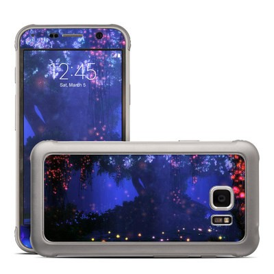 Samsung Galaxy S7 Active Skin - Satori Night