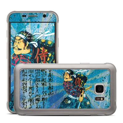 Samsung Galaxy S7 Active Skin - Samurai Honor