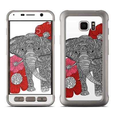 Samsung Galaxy S7 Active Skin - The Elephant