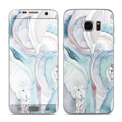 Samsung Galaxy S7 Edge Skin - Abstract Organic