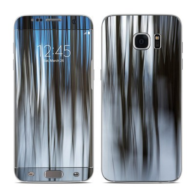 Samsung Galaxy S7 Edge Skin - Abstract Forest