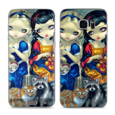 Samsung Galaxy S7 Edge Skin - Alice & Snow White