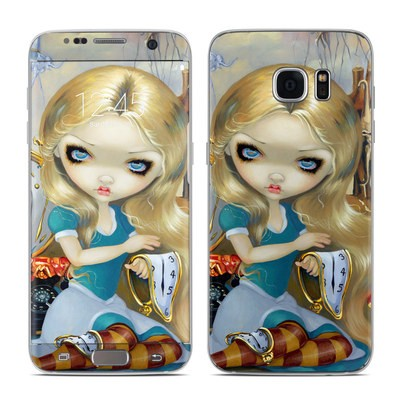 Samsung Galaxy S7 Edge Skin - Alice in a Dali Dream