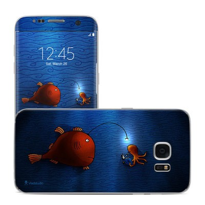 Samsung Galaxy S7 Edge Skin - Angler Fish