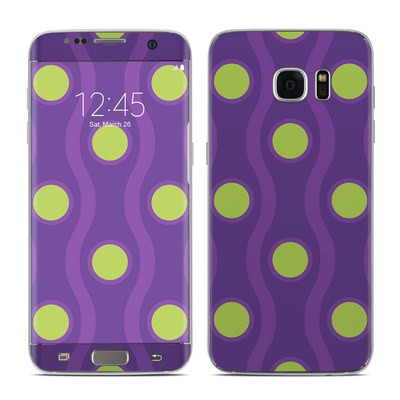 Samsung Galaxy S7 Edge Skin - Atomic