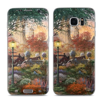 Samsung Galaxy S7 Edge Skin - Autumn in New York