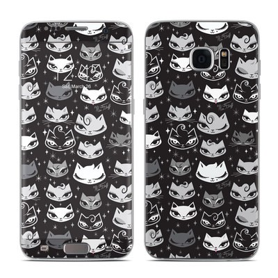 Samsung Galaxy S7 Edge Skin - Billy Cats