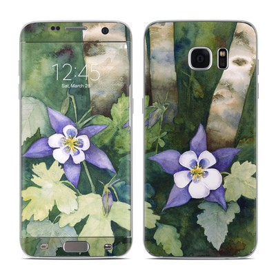 Samsung Galaxy S7 Edge Skin - Colorado Columbines