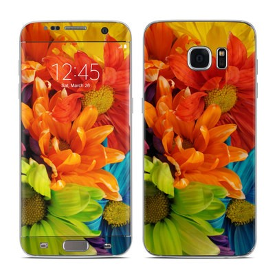 Samsung Galaxy S7 Edge Skin - Colours
