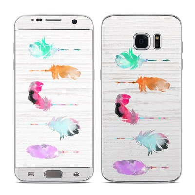 Samsung Galaxy S7 Edge Skin - Compass