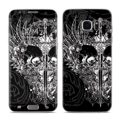 Samsung Galaxy S7 Edge Skin - Darkside