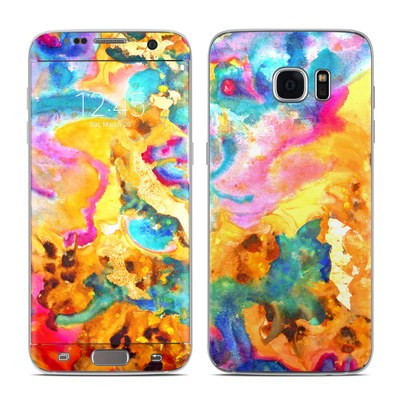 Samsung Galaxy S7 Edge Skin - Dawn Dance