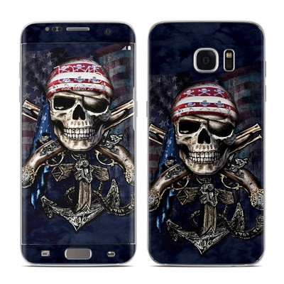 Samsung Galaxy S7 Edge Skin - Dead Anchor