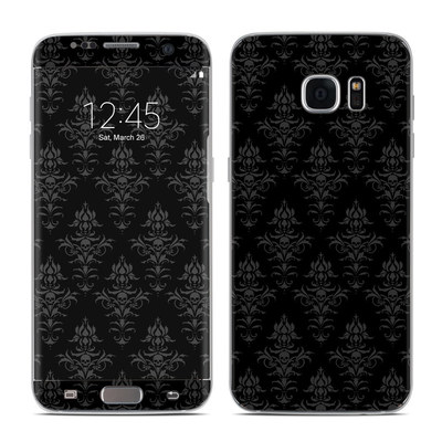 Samsung Galaxy S7 Edge Skin - Deadly Nightshade