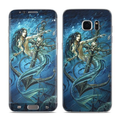 Samsung Galaxy S7 Edge Skin - Death Tide