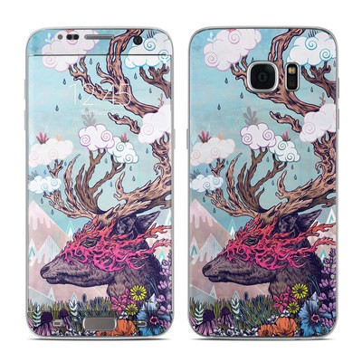 Samsung Galaxy S7 Edge Skin - Deer Spirit