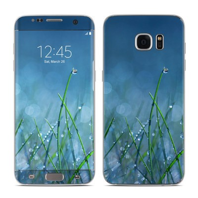 Samsung Galaxy S7 Edge Skin - Dew