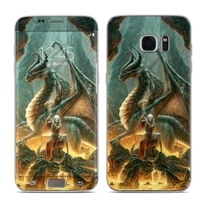 Samsung Galaxy S7 Edge Skin - Dragon Mage