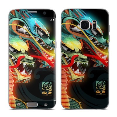 Samsung Galaxy S7 Edge Skin - Dragons
