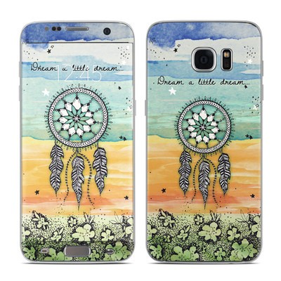 Samsung Galaxy S7 Edge Skin - Dream A Little