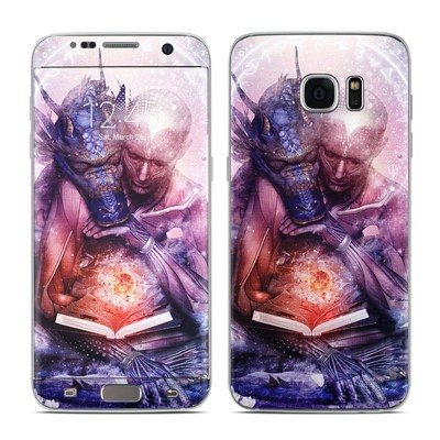 Samsung Galaxy S7 Edge Skin - Dream Soulmates
