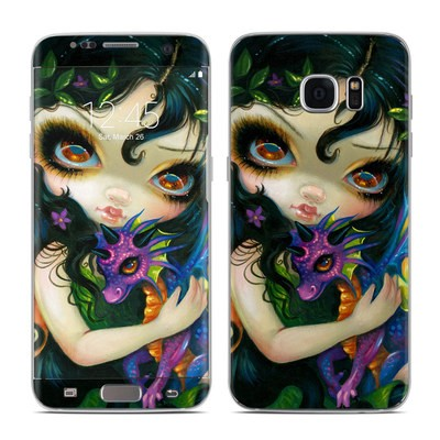 Samsung Galaxy S7 Edge Skin - Dragonling Child