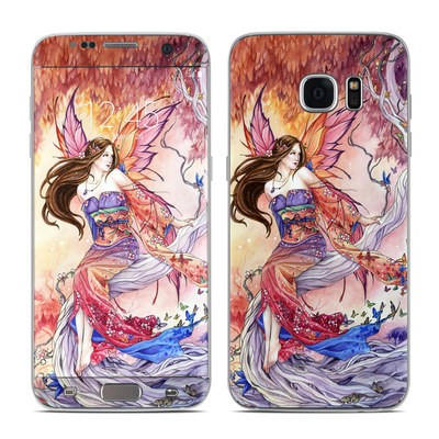 Samsung Galaxy S7 Edge Skin - The Edge of Enchantment