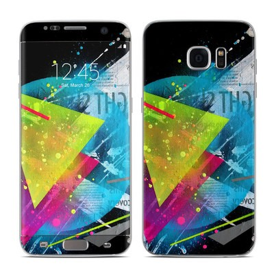Samsung Galaxy S7 Edge Skin - Element-City