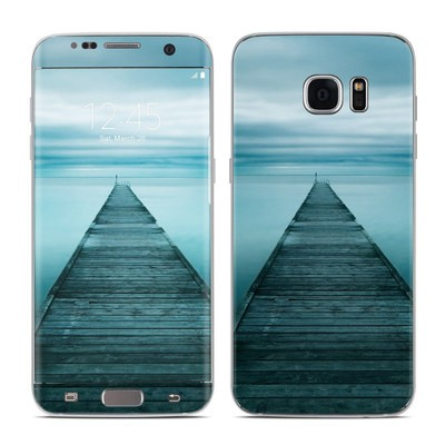 Samsung Galaxy S7 Edge Skin - Evening Stillness