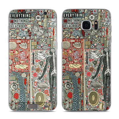 Samsung Galaxy S7 Edge Skin - Everything and Nothing