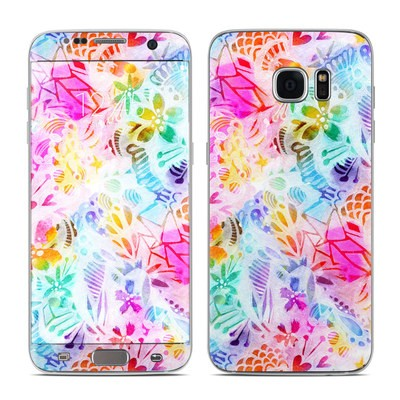 Samsung Galaxy S7 Edge Skin - Fairy Dust