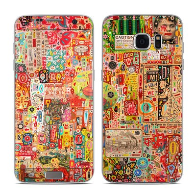 Samsung Galaxy S7 Edge Skin - Flotsam And Jetsam