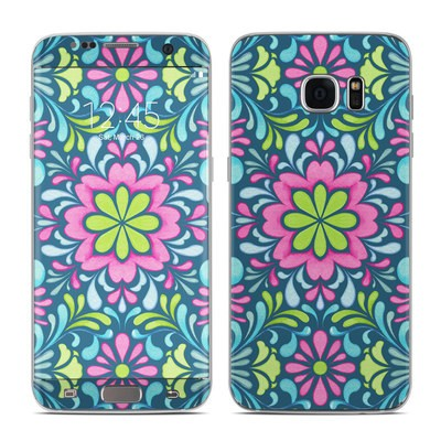 Samsung Galaxy S7 Edge Skin - Freesia