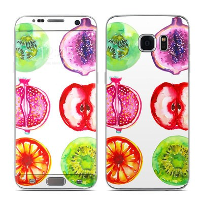 Samsung Galaxy S7 Edge Skin - Fruits
