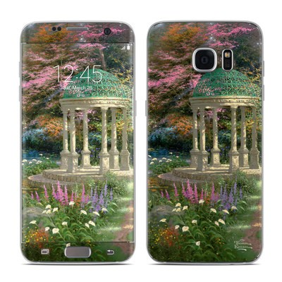 Samsung Galaxy S7 Edge Skin - Garden Of Prayer