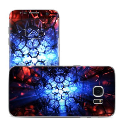 Samsung Galaxy S7 Edge Skin - Geomancy