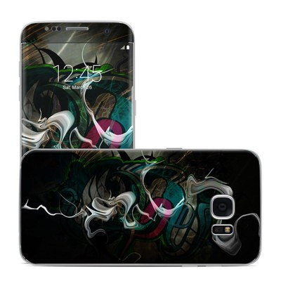 Samsung Galaxy S7 Edge Skin - Graffstract