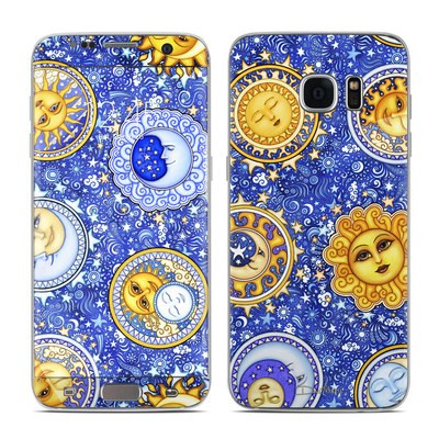 Samsung Galaxy S7 Edge Skin - Heavenly