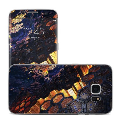 Samsung Galaxy S7 Edge Skin - Hivemind