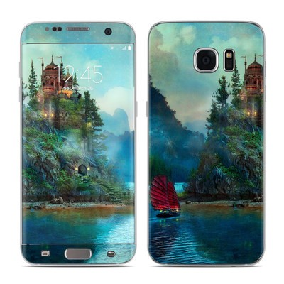 Samsung Galaxy S7 Edge Skin - Journey's End