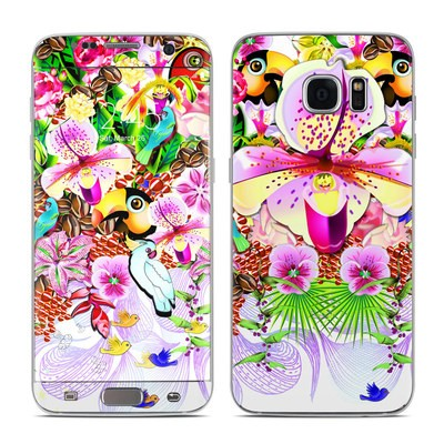 Samsung Galaxy S7 Edge Skin - Lampara