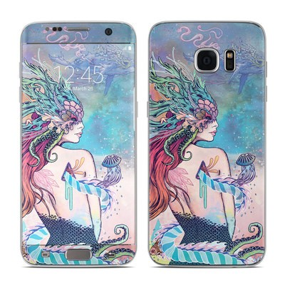 Samsung Galaxy S7 Edge Skin - Last Mermaid
