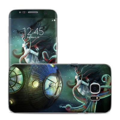 Samsung Galaxy S7 Edge Skin - 20000 Leagues