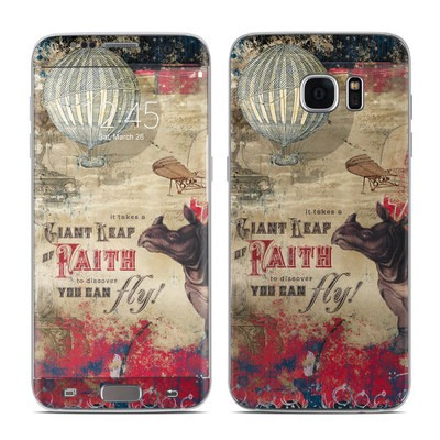 Samsung Galaxy S7 Edge Skin - Leap Of Faith