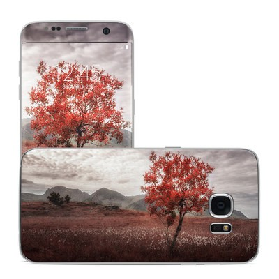 Samsung Galaxy S7 Edge Skin - Lofoten Tree