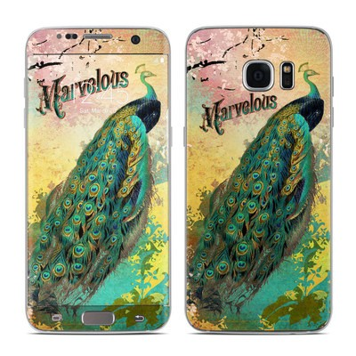 Samsung Galaxy S7 Edge Skin - Marvelous